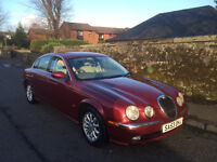 **** S-TYPE JAGUAR , MOT AUGUST , NICE PRICE FOR A NICE JAG ****
