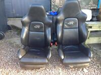Volkswagen Golf MK4 R32 Konig Leather Interior