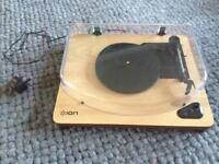 Ion Air Bluetooth Record Player
