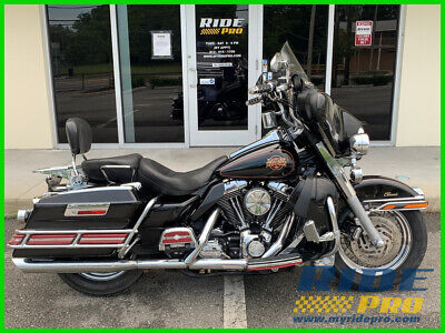 2002 Harley-Davidson Touring Electra Glide® Ultra Classic® 2002 Harley-Davidson Touring Electra Glide Ultra Classic Used