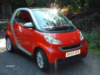 AUTOMATIC SMART PASSION DIESEL,59 PLATE.