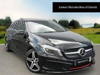 Mercedes-Benz A Class A250 BLUEEFFICIENCY ENGINEERED BY AMG (black) 2015-02-20