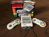 Super Nintendo mini SNES