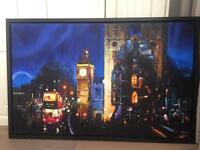 Original David Pilgrim London painting on canvas