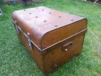 Metal Chest/Trunk