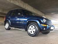 Jeep Cherokee limited 4x4 CRD Automatic 2.7 ( DIESEL )
