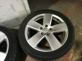 Vw passat wheels 17 x5