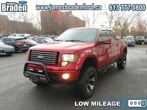 2012 Ford F-150 FX4 4X4 - Low Mileage