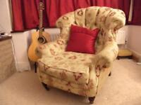 Comfortable lounge chair