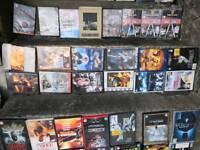 130 vhs variety movies