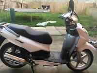 Peugeot lxr 125 moped 125 cc