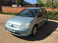 Honda Civic 1.6 VTEC 5 Door FHSH