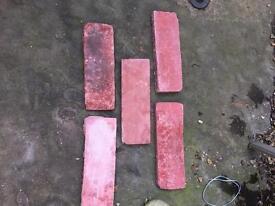 Victorian brick slips