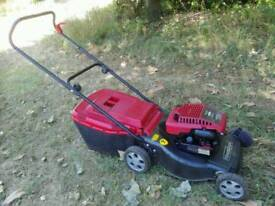 Mountfield HP470 Petrol Mower Briggs and Stratton Serviced