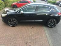 2011 Citroen DS DS4 2.0 HDi DSport Manual Diesel 5dr Fully loaded HEATED FRONT MASSAGING SEATS £3295
