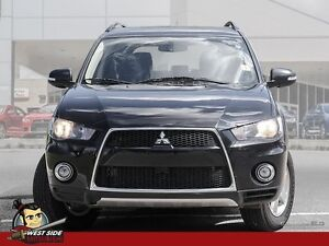 2013 Mitsubishi Outlander LS-4WD/4X4-REARVIEW CAMERA-HEATED SEAT