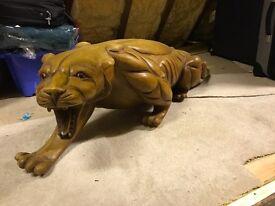 Handmade Leopard. Cost £900 new