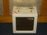 Vox AC4 TV valve combo with Celestion speaker