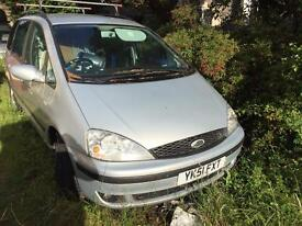 Ford Galaxy & Toyota Townace for Sale for Scrapping