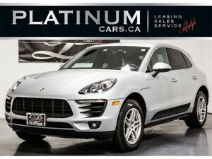 2015 Porsche Macan S 340HP AWD, HEATED