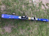 Men's skis atomic 165cm
