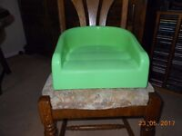 Chair booster seat. good condition.
