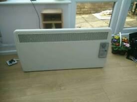 Electric wall heater. 2000w