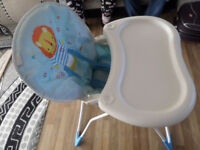 Blue Lion Highchair for toddlers