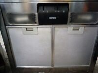 Ignis stainless steel cooker extractor hood