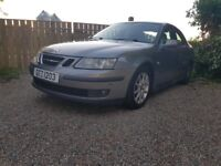 2005 Saab 9-3 Diesel mot to 27 April 2019 - priced to sell