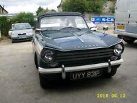 1968 Herald 1300 convertible