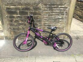BMX Bike Muddy Fox Ransom