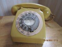 Vintage British Telecom Telephone