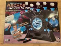 Electronic hover shot arcade