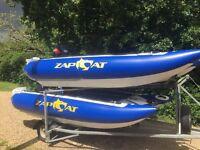 2 x Zapcat- Gemmin Z10 For Sale