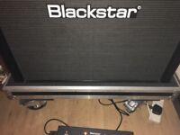 £400 Blackstar Series One 45 2x12 Celestion Vintage 30 Combo Full Flightcase