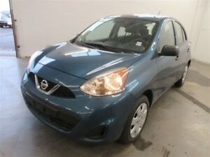 2017 Nissan Micra S! Auto and A/C!  WOW ONLY $10,548