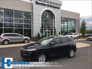 2017 Jeep Cherokee North 4X4 V6, GRP. CHAUFFANT, COMME NEUF
