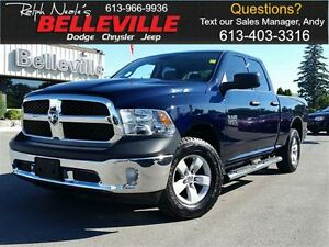 2013 Ram 1500 ST-fog Lamps, Hitch