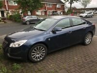 Vauxhall Insignia 2.0 i Turbo 16v SE petrol automatic FSH very good condition - Bargain!