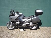 BMW R1200RTse ..06... very low milage,beautiful condition