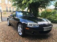 Mazda MX-5 1.8 S-VT Sport Convertible 6-Speed Petrol (Only 46418 Miles)
