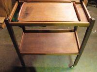 Tea trolley-wooden