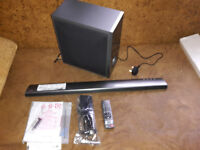 NB3540 LG 2.1 Ch 320W Soundbar Speaker with Wireless Subwoofer
