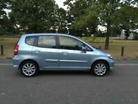 2004 Honda Jazz 1.4 i-DSI SE CVT-7 5dr 1 Owner From New Hpi Clear high miles Quick Sale