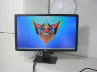 Dell 23inch Monitor Full HD IPS 1920x1080 Display Port