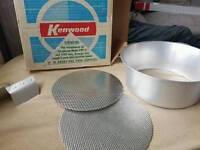 Keywood vintage colander and sieve