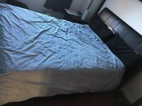 Double bed with extra storage.. GREAT CONDITION