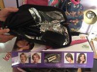 Perfect Pro Grip Hair Stylers