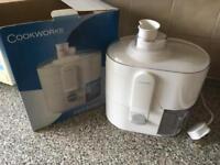 Cookworks electric juicer
